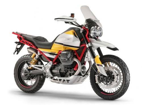 Awangarda prostoty. Podróżne enduro Moto Guzzi V85 wkrótce w salonach!