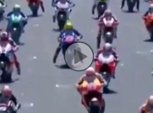 Ujawniamy! Prawdziwe odgłosy MotoGP