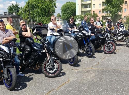 Konkurs motocyklowy dla młodzieży w Zduńskiej Woli
