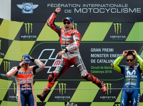 The Spartan wygrywa w Barcelonie. Podsumowanie GP Katalonii