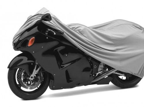 Uniwersalne pokrowce motocyklowe. Niedrogie, lecz skuteczne zabezpieczenie