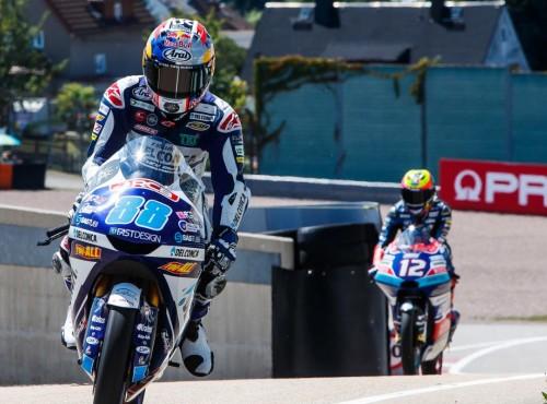 Jorge Martin wygrywa piąty wyścig w sezonie. Moto3 na Sachsenring