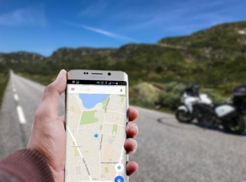Mapy Google: tryb motocyklowy dostępny w Europie w przyszłym roku