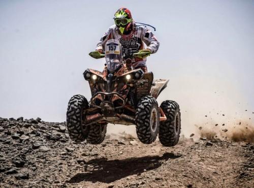 Arek Lindner powalczy w ten weekend na trasach Baja Aragon