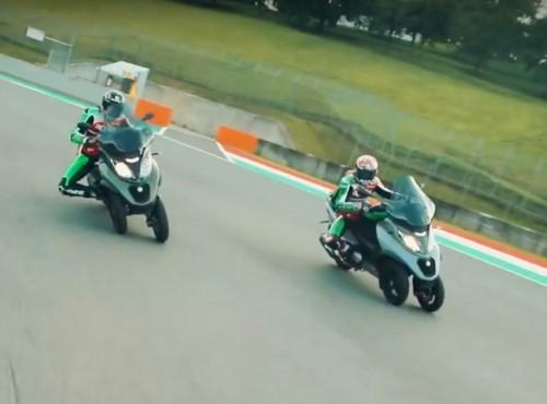 Aleix Espargaro i Scott Redding na bardzo nietypowych pojazdach [FILM]