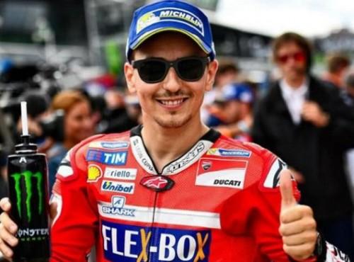 Jorge Lorenzo żałuje, że odchodzi z Ducati