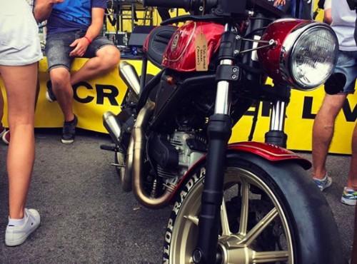 Polski projekt wygrał światowy konkurs Ducati Scrambler Custom Rumble!