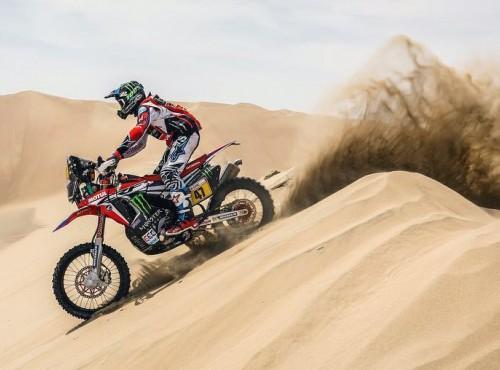 Dakar 2019 - tylko Peru, trasa w pętli. Znamy plan przyszłorocznej edycji rajdu