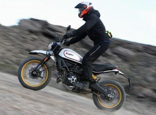 Ducati Scrambler Desert Sled 1100 - offroadowa waga ciężka nadchodzi