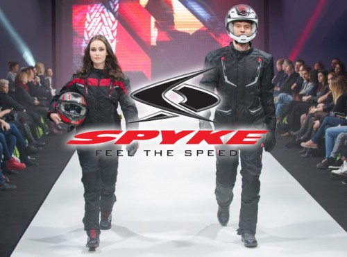Marka odzieży motocyklowej SPYKE w polskich rękach!