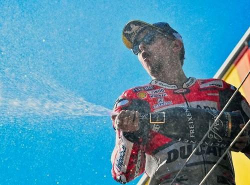 Szef Ducati po GP Austrii: