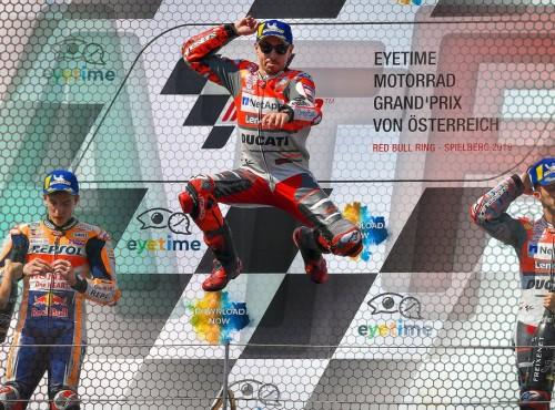 Lorenzo: Ducati wygra każdy wyścig do końca sezonu