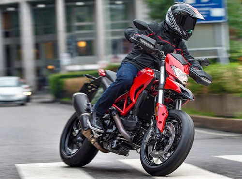 Nowy Ducati Hypermotard w drodze. Będą elementy z pierwszego modelu