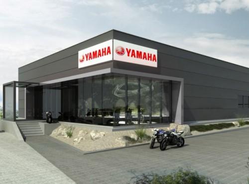 Nowy salon GOC Yamaha Rzeszów - zapraszamy na otwarcie 1 września