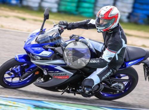 Nowa Yamaha YZF-R3 niemal gotowa do produkcji. Pojawiły się zdjęcia szpiegowskie