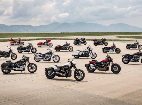 Dni Otwarte Harleya-Davidsona - nowości 2019 i nowy FXDR 114 do wzięcia na weekend!