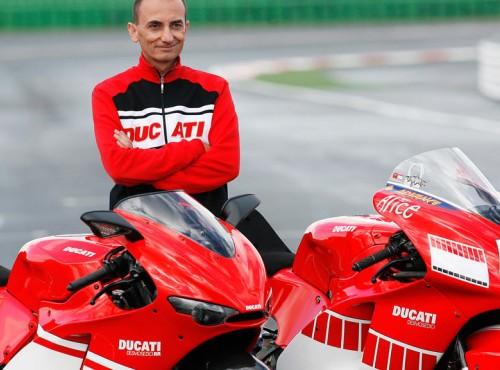 Rozwiązania z MotoGP już niedługo w produkcyjnej wersji Ducati V4