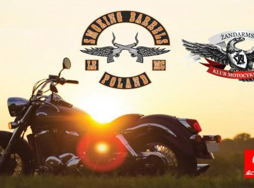 Smoking Barrels LE MC Poland & Żandarmski Klub Motocyklowy zapraszają już w ten weekend