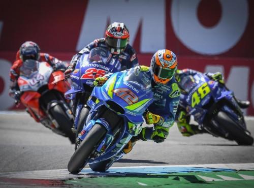 MotoGP na hiszpańskim MotorLand Aragon i sporo nowinek