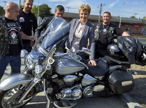 Powstaje Łódzka Przystań Motocyklowa - miejsce spotkań i integracji motocyklistów