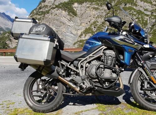 Podróż na krańce Europy. Triumph Tiger jedzie do Portugalii