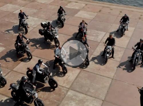 Motocyklowa symfonia z Holandii wspiera akcję DGR 2018