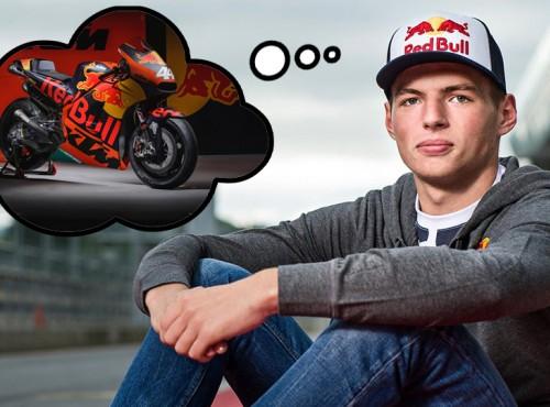 Gwiazda Formuły 1: chcę motocykl! Red Bull: to zbyt niebezpieczne!