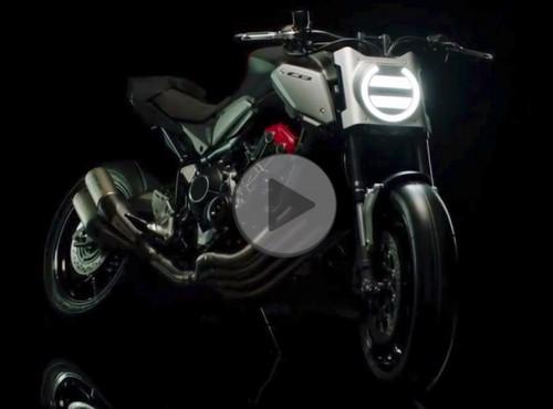 Honda CB Neo Sports Cafe - koncepcyjny naked w dobrym świetle