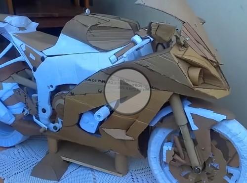 Kawasaki ZX-10R Karton Edition - piątka z plusem z ZPT
