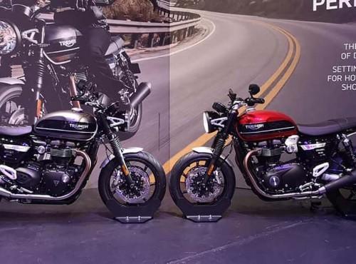 Triumph Speed Twin 2019. Tak wygląda finalna wersja motocykla!