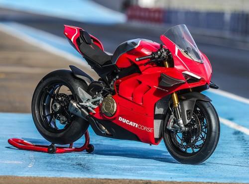 Obiekt pożądania: Ducati Panigale V4 R