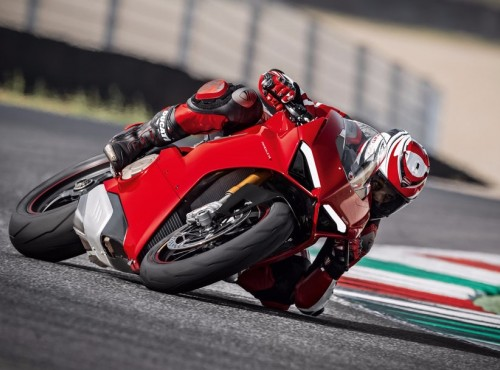 Ducati na prąd? Szef sprzedaży nie wyklucza takiego scenariusza