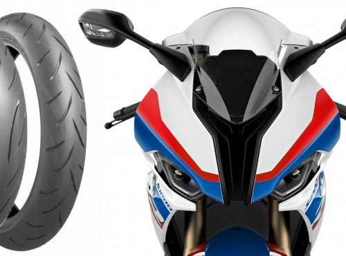 Opony Bridgestone Battlax Hypersport S21 w BMW S1000RR 2019