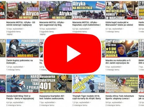 Kanał Ścigacz.pl na YouTube rośnie w siłę