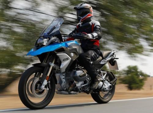 Kolejny rekordowy rok BMW Motorrad
