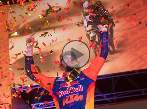 Toby Price zwycięzcą 41 edycji Rajdu Dakar! KTM wygrywa po raz 18!