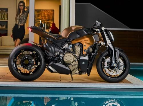 Ducati V4 Streetfighter już w tym roku?  Debiut na Pikes Peak!