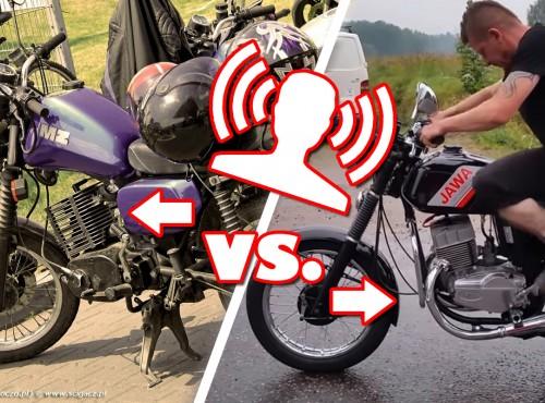 Jak one brzmią - MZ ETZ 251 vs Jawa TS 350 [ANKIETA]
