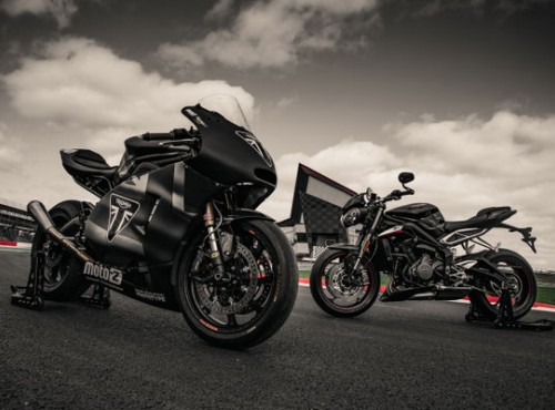 Triumph Polska ujawnia cenniki motocykli na 2019 rok!