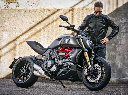 Wystartowała produkcja Ducati Diavela 1260