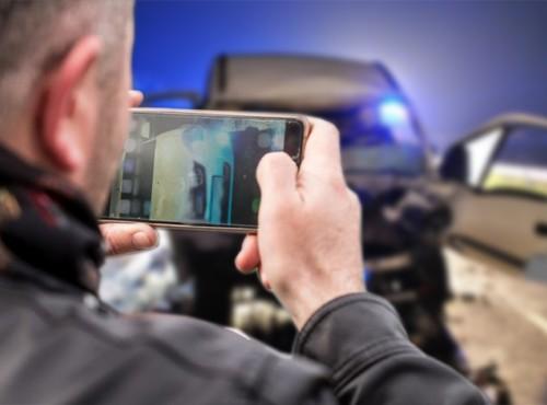 Ameby reportażu, czyli co ucinać za filmowanie miejsca wypadku