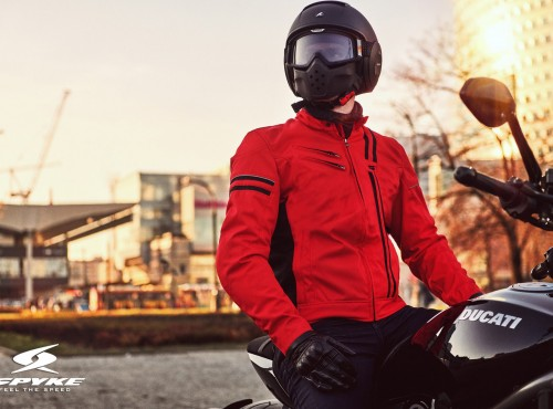 Premiera marki SPYKE na Warsaw Motorcycle Show