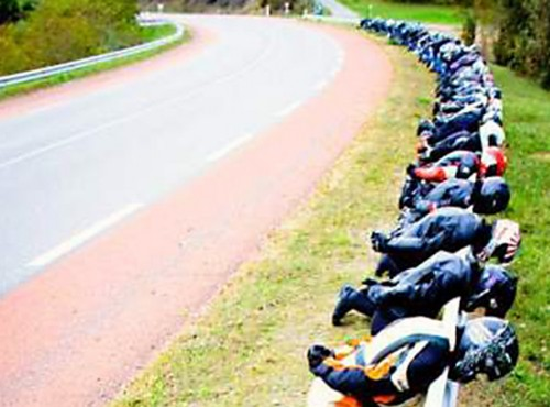 Bariery śmierci. Dlaczego dla polskich drogowców motocykliści nie istnieją?
