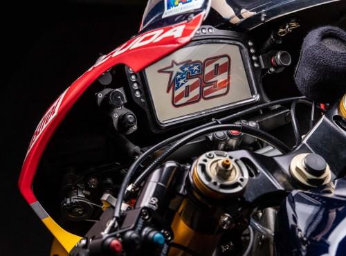 Honda CBR1000RR SP2 Nicky'ego Haydena na sprzedaż!