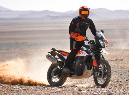 KTM 890 Super Adventure? Zaskakujące pogłoski na temat planów Pomarańczowych