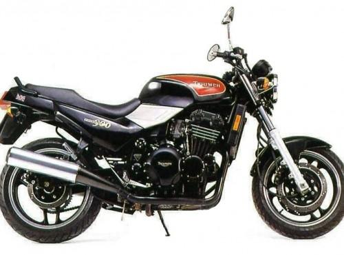 Triumph przygotowuje grunt pod serię motocykli elektrycznych