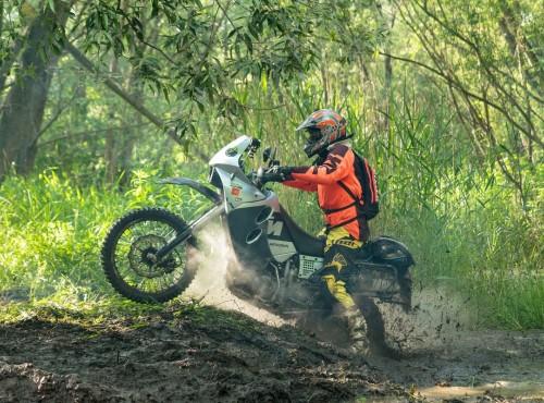 Rajd Tukan, wyzwanie dla amatorów ciężkich motocykli - historia prawdziwa