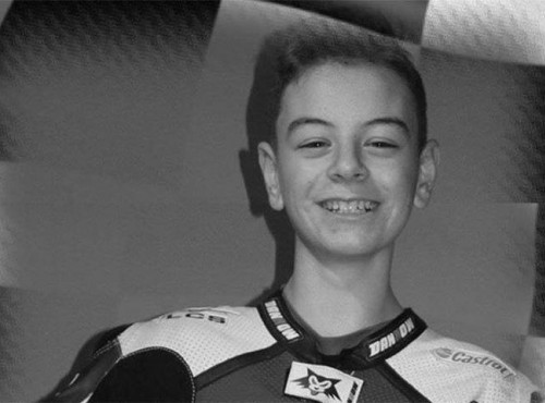 Tragedia na torze Jerez: nie żyje 14-letni zawodnik Marcos Garrido
