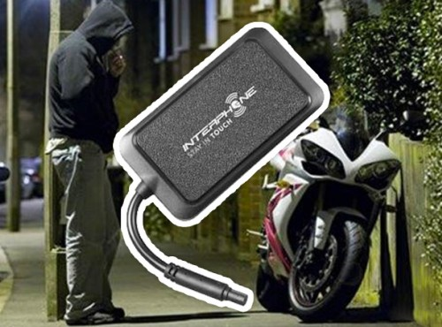 Motocyklowy lokalizator Interphone GPSAngel - opis, opnia, cena