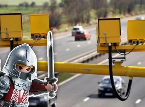 Odcinkowy Pomiar Prędkości jest nielegalny! Kierowca z Tychów walczy z systemem